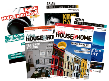 asian house and home